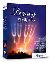 Legacy Family Tree - �dition Deluxe